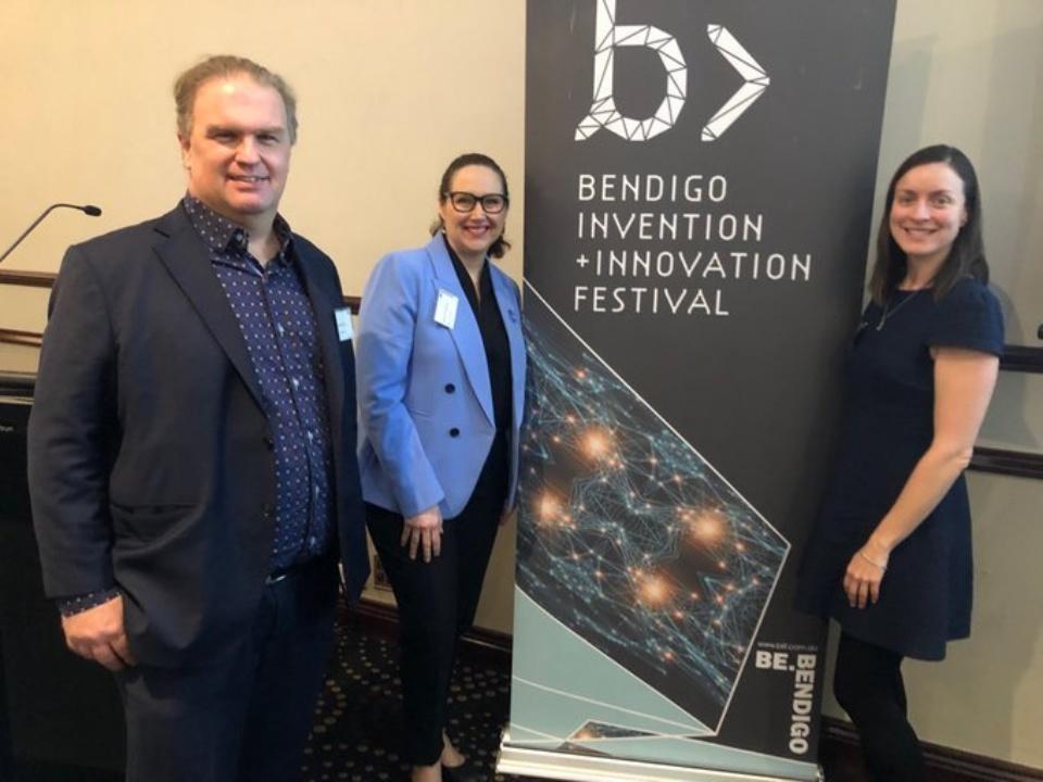 Talking innovation: Bendigo Invention + Innovation Festival