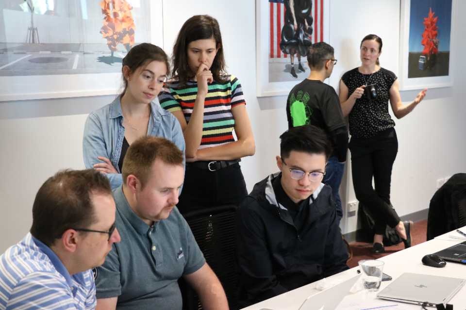 Data hackathon sparks new fundraising model for climate-change group