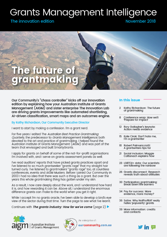 GMI front cover Nov 2018